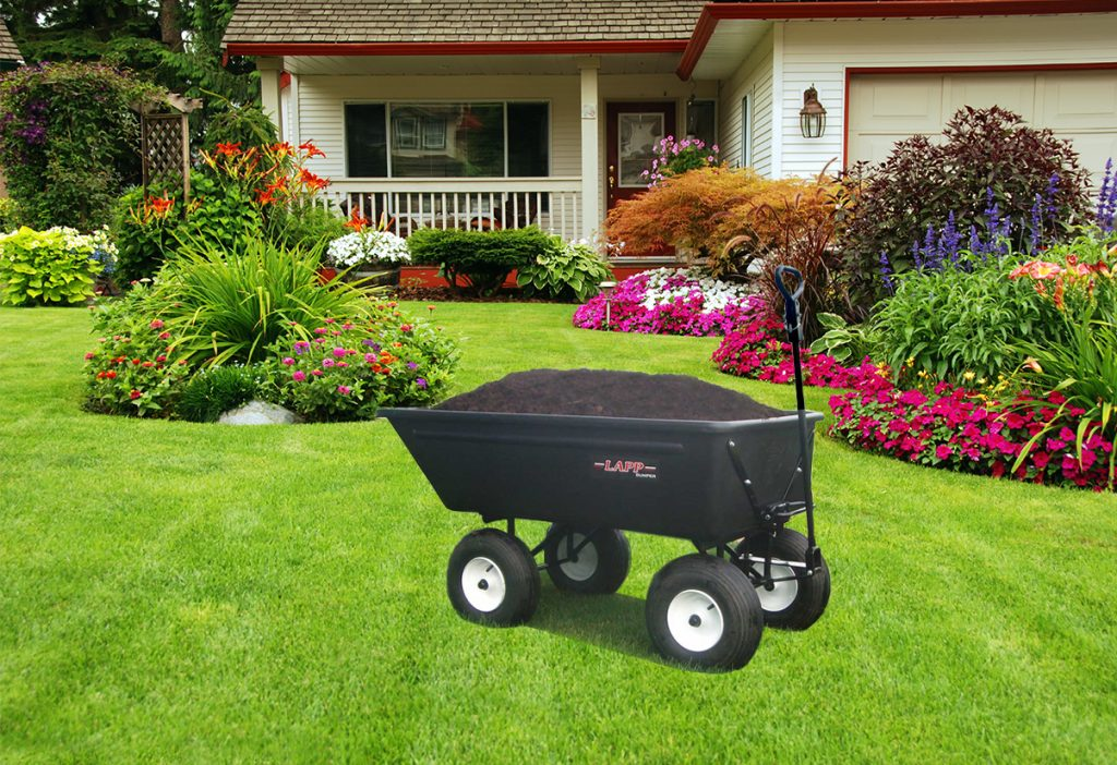 yard and garden cart