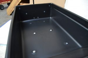 yard and garden cart tub